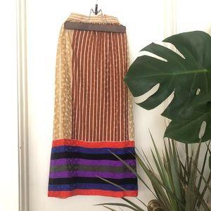 Vintage Saks 5t Ave high-waisted Skirt